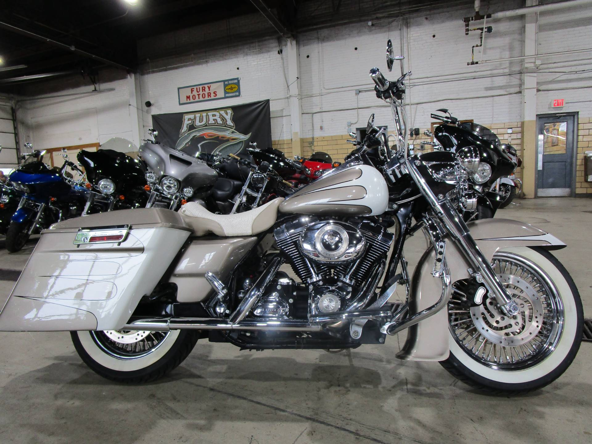 2007 Harley-Davidson FLHR Road King® in South Saint Paul, Minnesota - Photo 1
