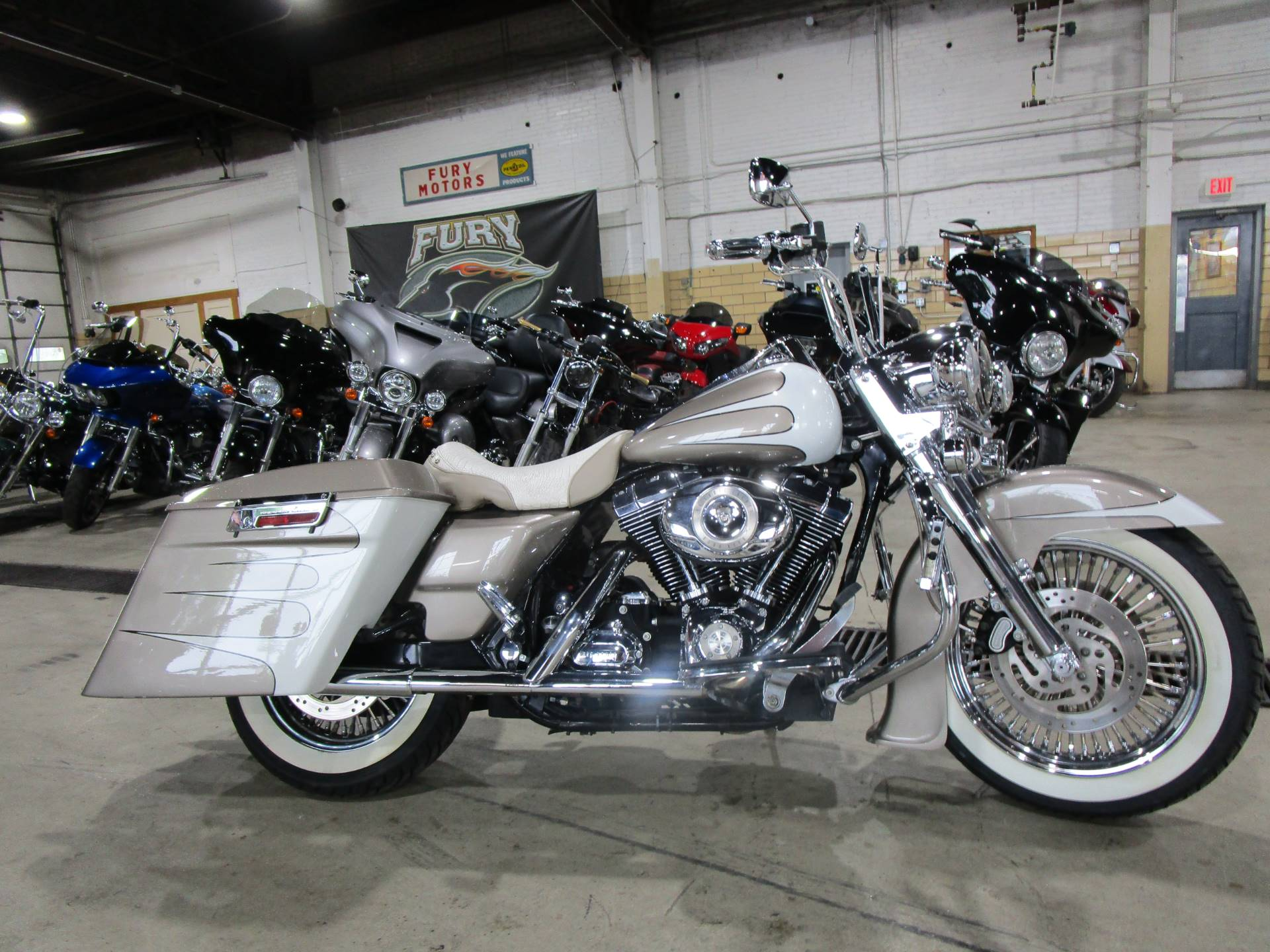 2007 Harley-Davidson FLHR Road King® in South Saint Paul, Minnesota - Photo 5