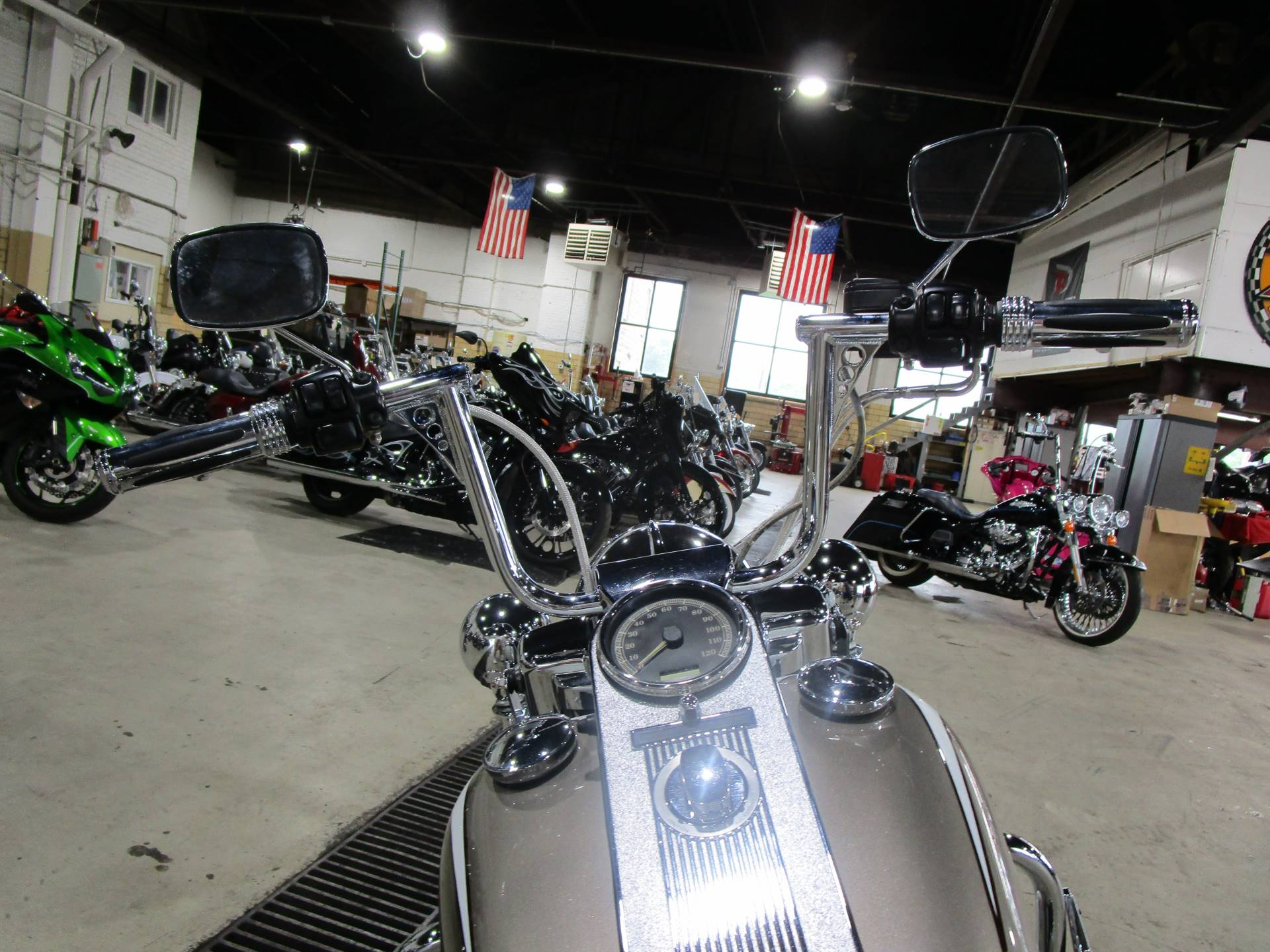 2007 Harley-Davidson FLHR Road King® in South Saint Paul, Minnesota - Photo 8