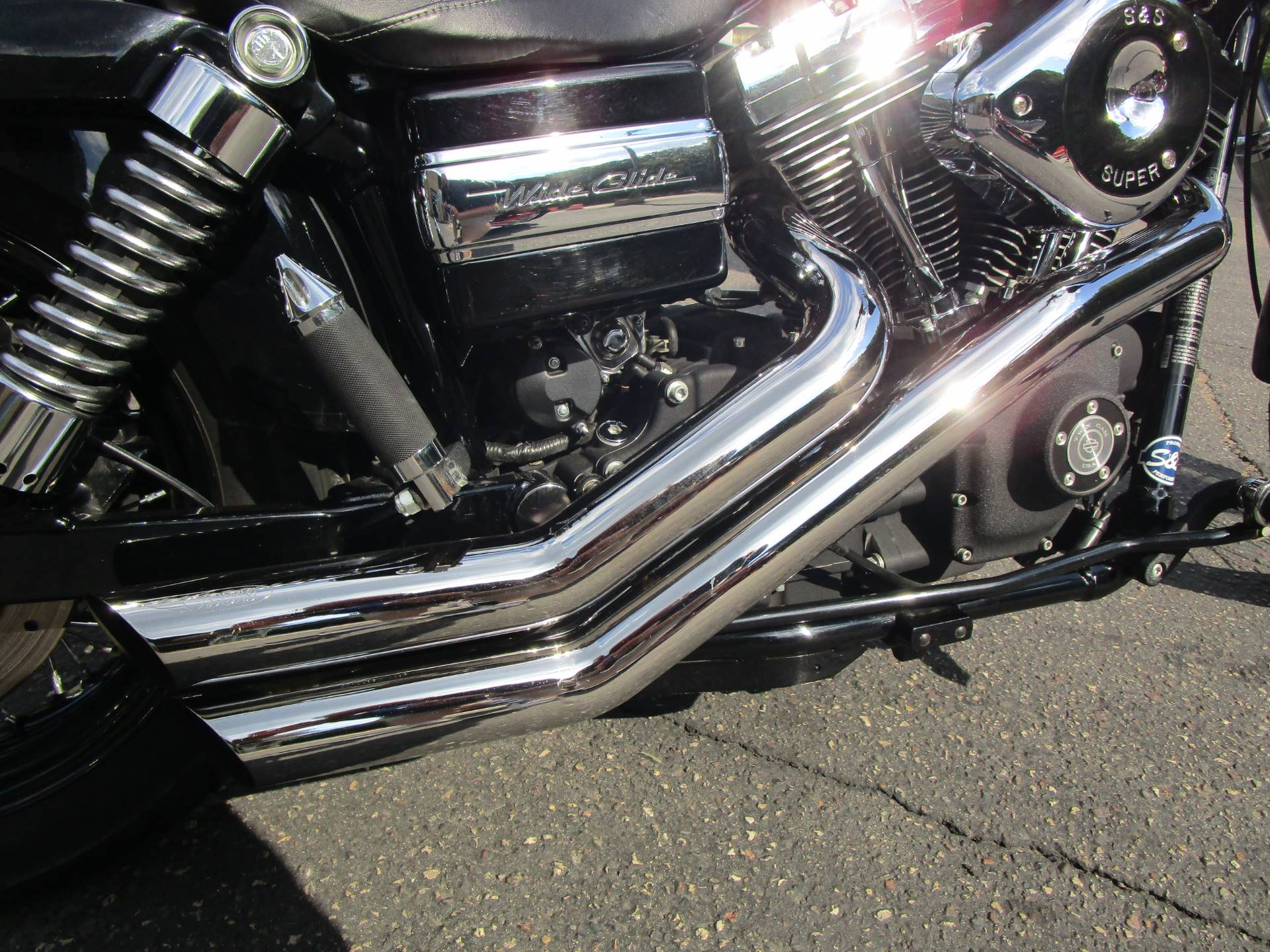 2010 Harley-Davidson Dyna® Wide Glide® in South Saint Paul, Minnesota
