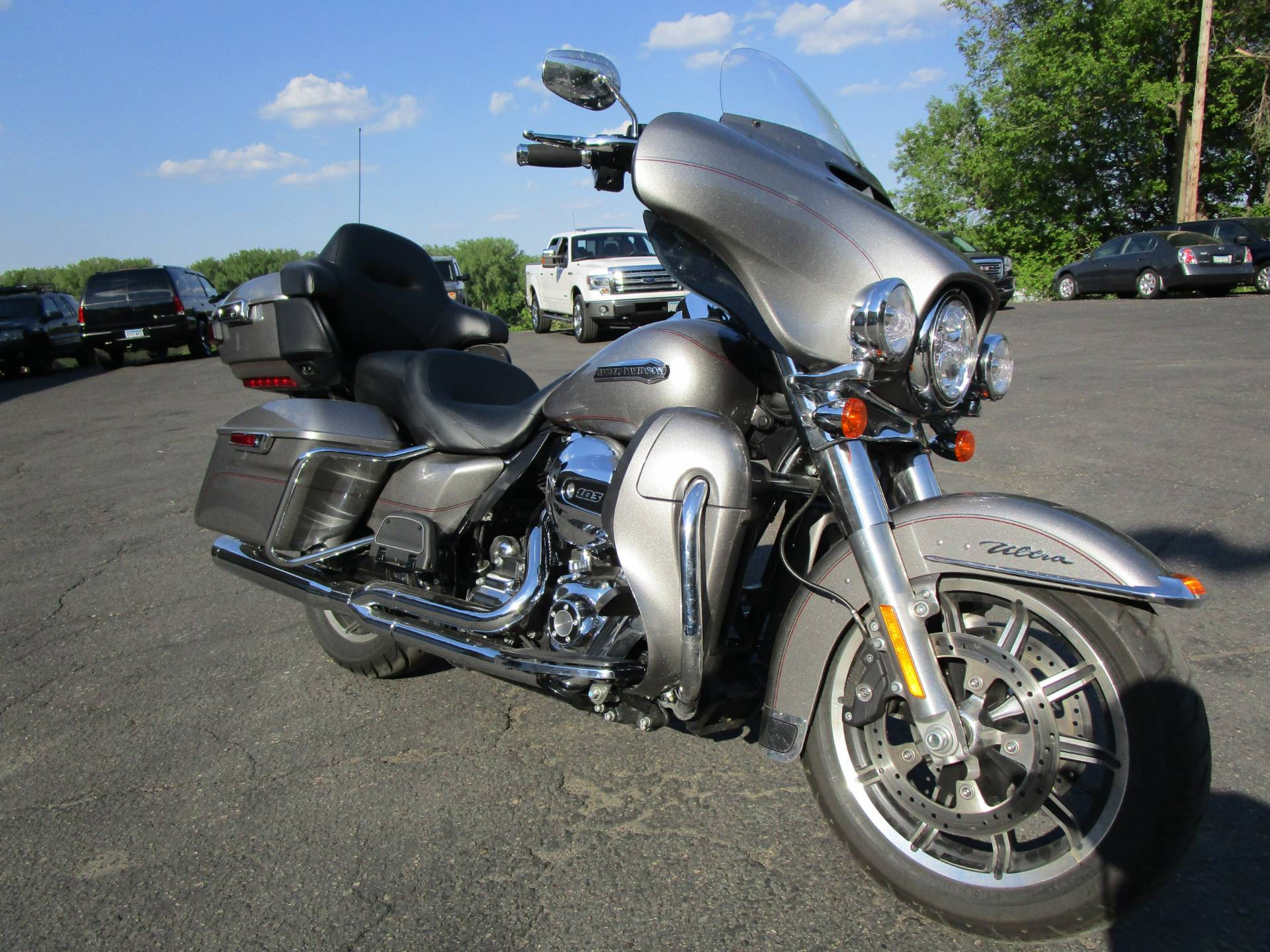 2016 Harley-Davidson Electra Glide® Ultra Classic® in South Saint Paul, Minnesota