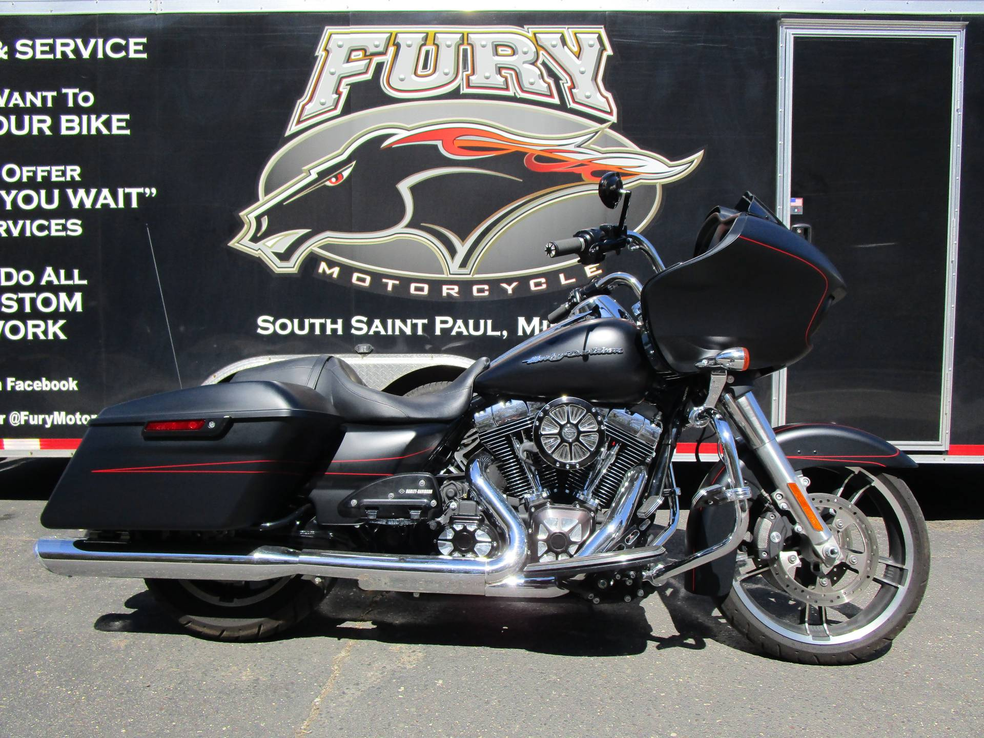 2015 Harley-Davidson FLTRXS ROAD GLIDE SPECIAL in South Saint Paul, Minnesota - Photo 1