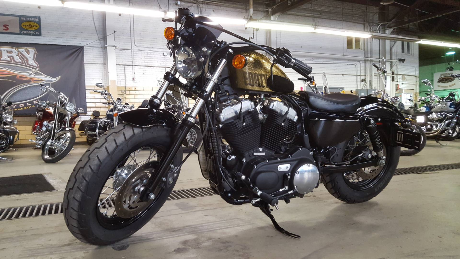 2013 Harley-Davidson Sportster® Forty-Eight® in South Saint Paul, Minnesota