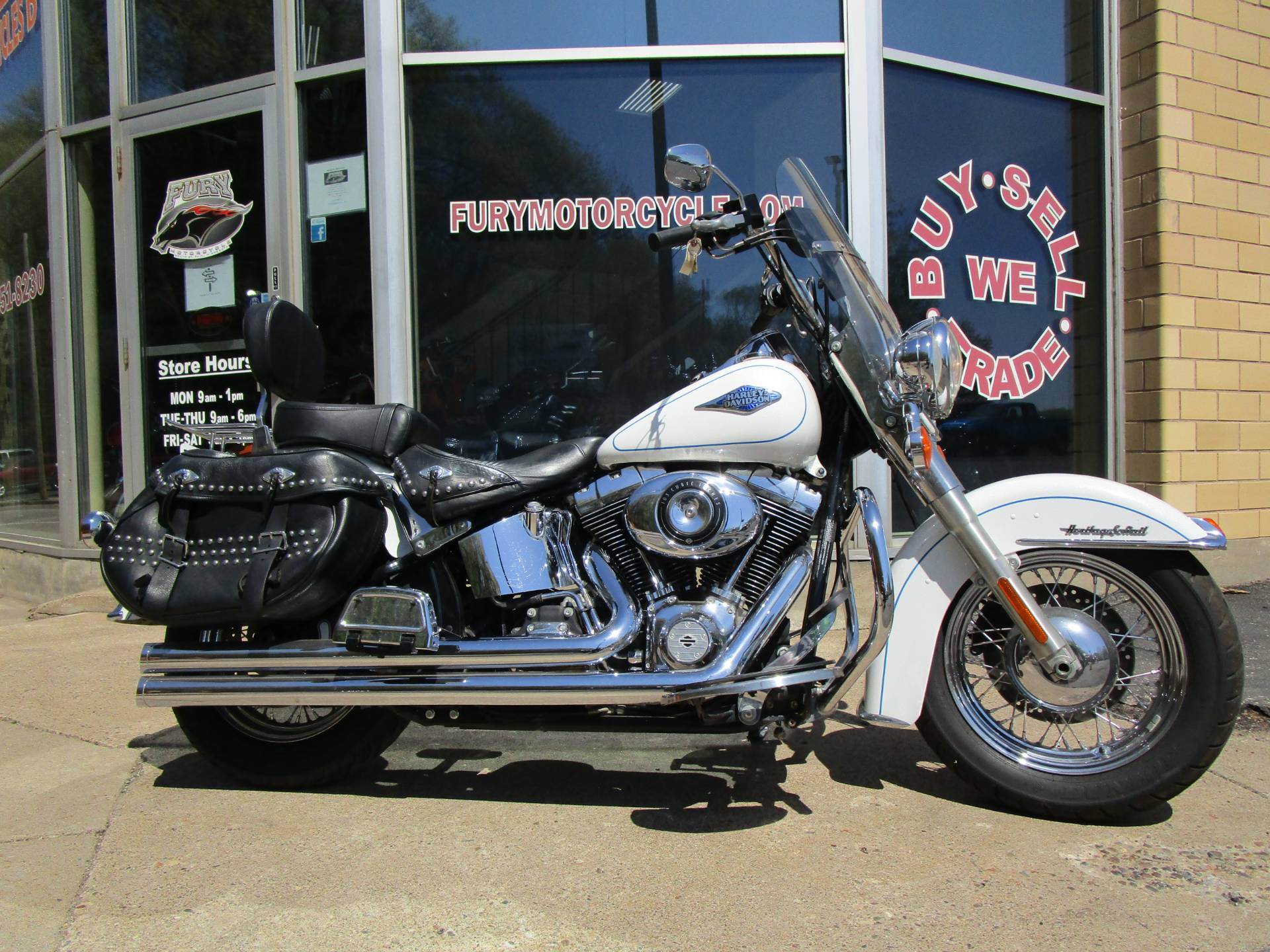 2013 Harley-Davidson Heritage Softail Classic for sale 6725