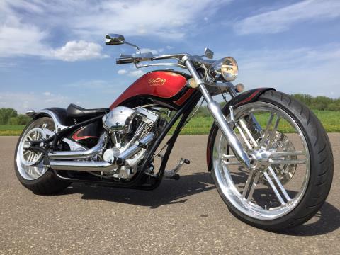 2011 Big Dog Motorcycles Pitbull in South Saint Paul, Minnesota