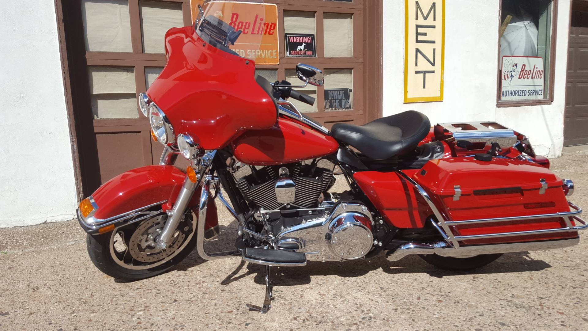2012 Harley-Davidson Fire / Rescue Electra Glide® in South Saint Paul, Minnesota