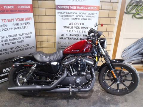 2017 Harley-Davidson Iron 883™ in South Saint Paul, Minnesota - Photo 2