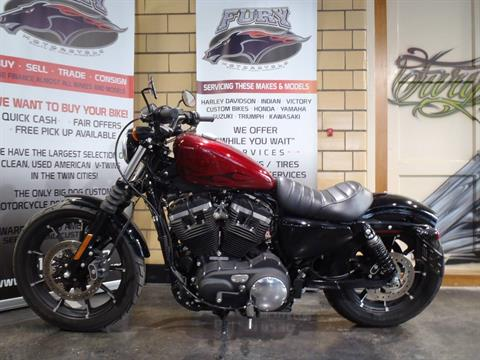 2017 Harley-Davidson Iron 883™ in South Saint Paul, Minnesota - Photo 14