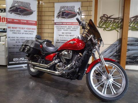 2010 Kawasaki Vulcan® 900 Custom in South Saint Paul, Minnesota - Photo 1