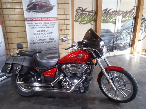 2010 Kawasaki Vulcan® 900 Custom in South Saint Paul, Minnesota - Photo 3