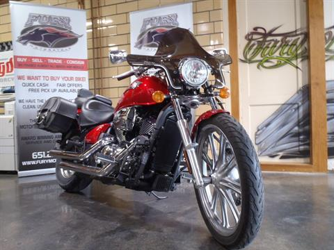 2010 Kawasaki Vulcan® 900 Custom in South Saint Paul, Minnesota - Photo 5