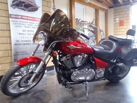 2010 Kawasaki Vulcan® 900 Custom in South Saint Paul, Minnesota - Photo 13
