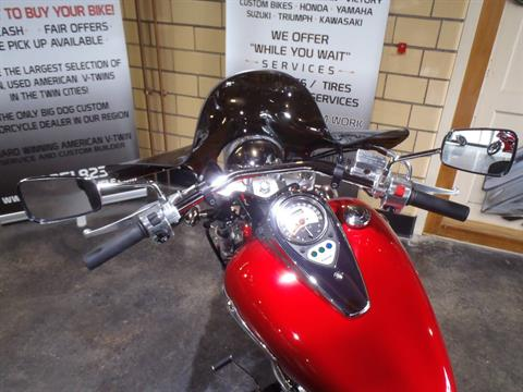 2010 Kawasaki Vulcan® 900 Custom in South Saint Paul, Minnesota - Photo 16