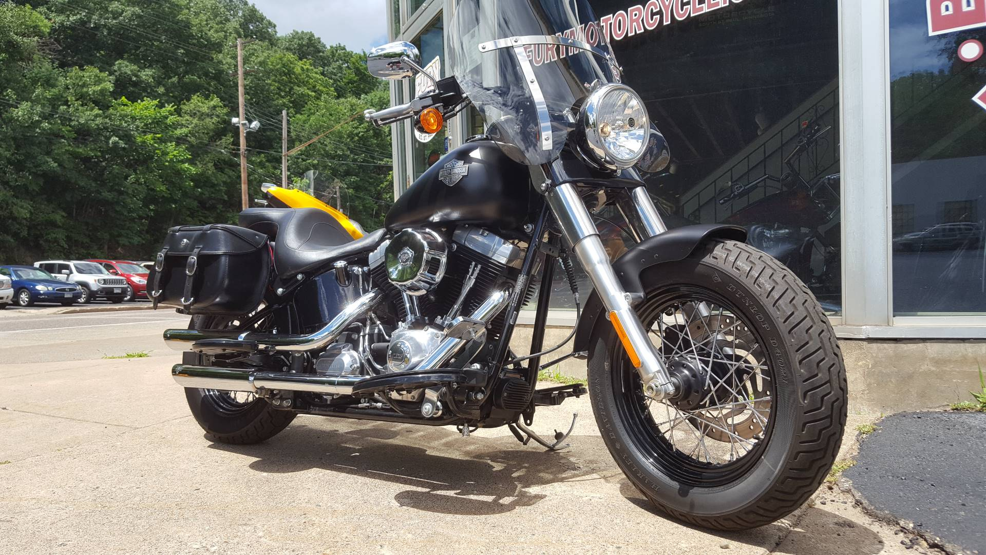 2012 Harley-Davidson Softail® Slim™ in South Saint Paul, Minnesota