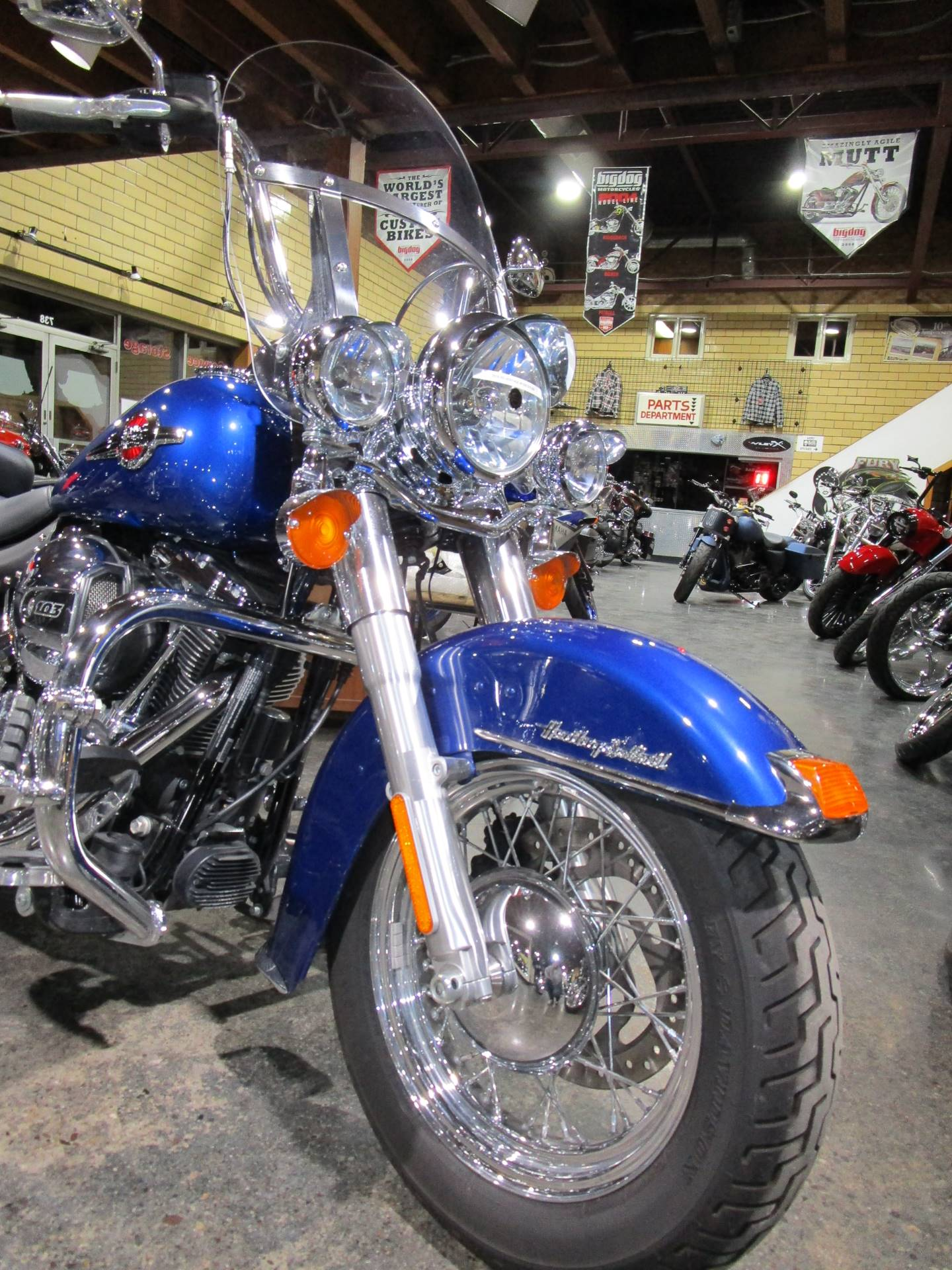 2016 Harley-Davidson Heritage Softail® Classic in South Saint Paul, Minnesota