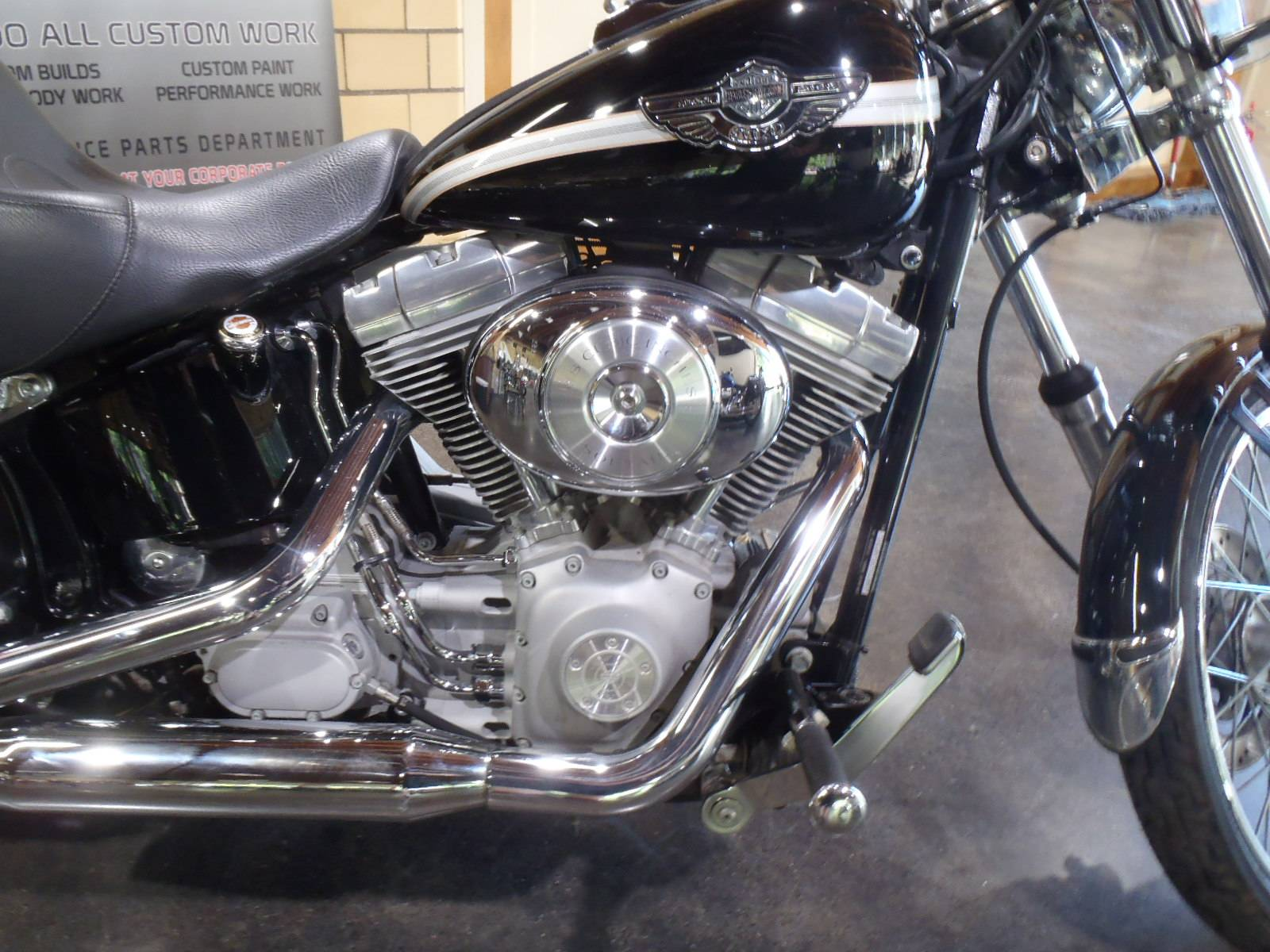 2003 Harley-Davidson FXST/FXSTI Softail®  Standard in South Saint Paul, Minnesota - Photo 6