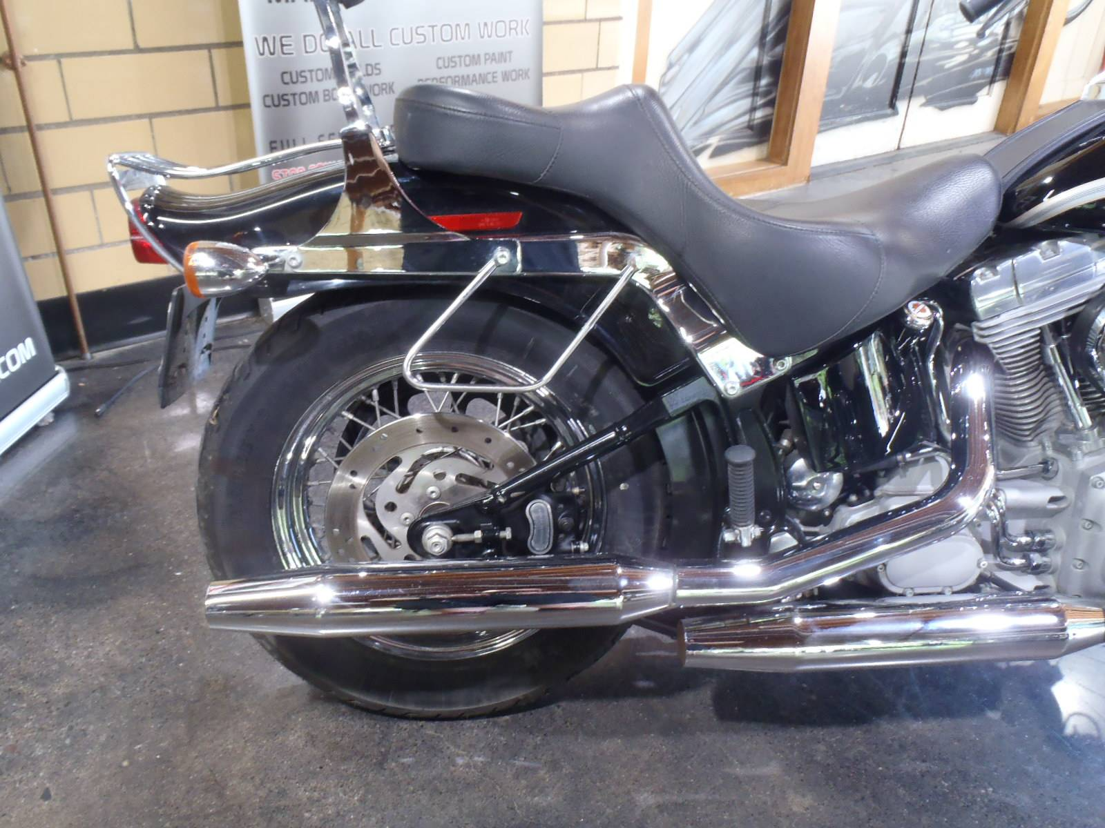2003 Harley-Davidson FXST/FXSTI Softail®  Standard in South Saint Paul, Minnesota - Photo 7