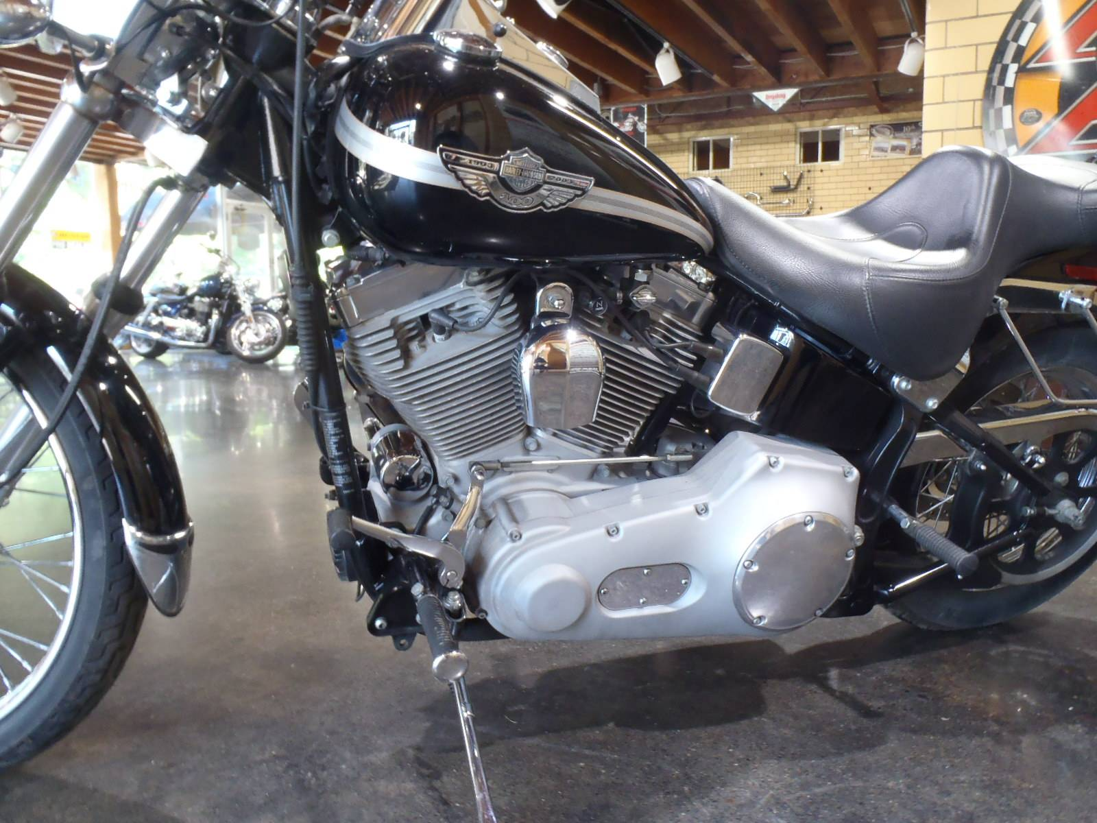 2003 Harley-Davidson FXST/FXSTI Softail®  Standard in South Saint Paul, Minnesota - Photo 11