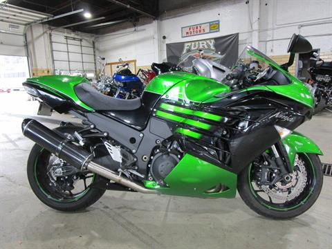 2016 Kawasaki Ninja ZX-14R ABS in South Saint Paul, Minnesota