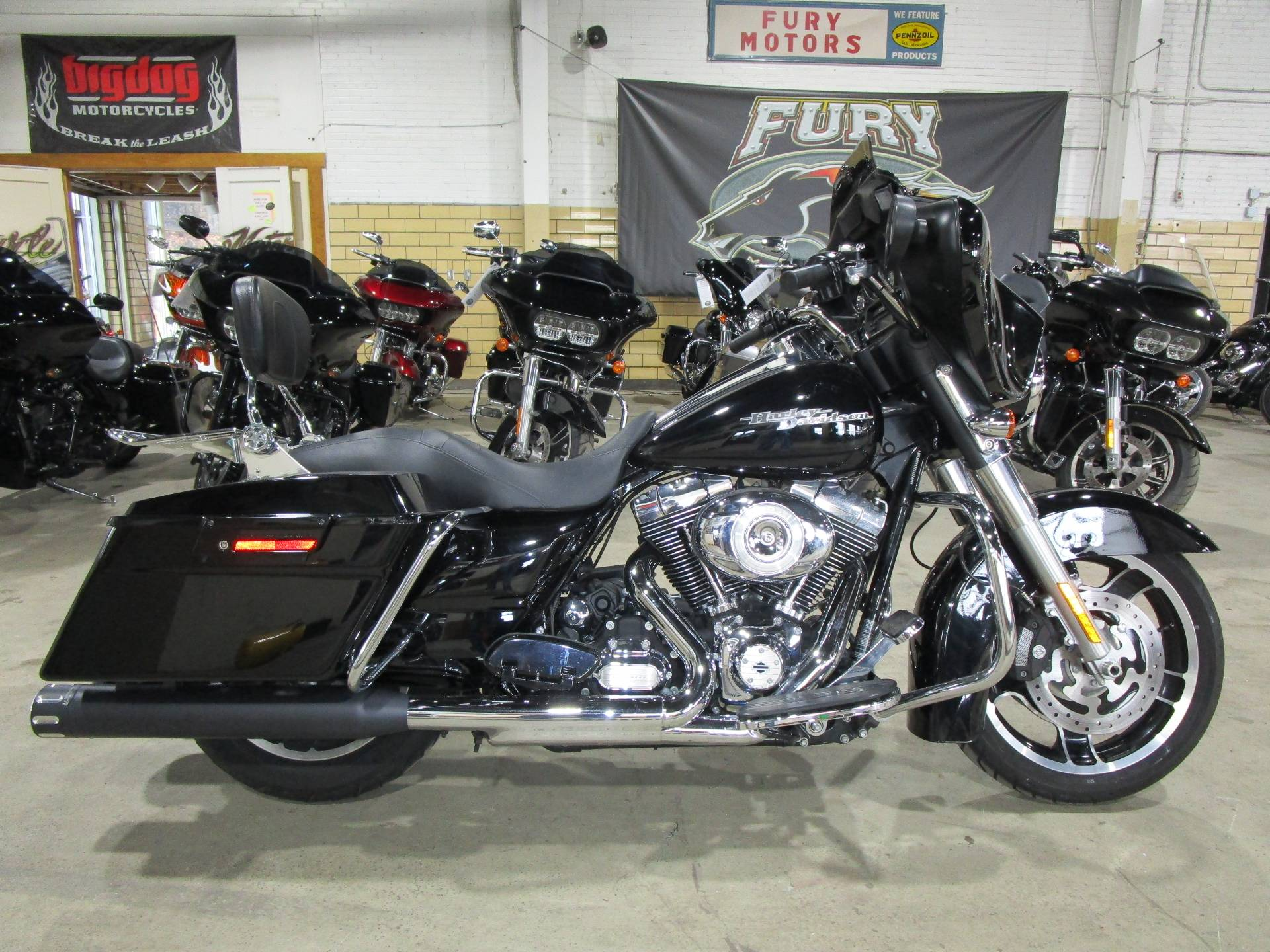 2012 Harley-Davidson Street Glide® in South Saint Paul, Minnesota