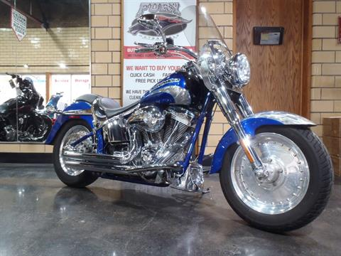 2005 Harley-Davidson FLSTFSE Screamin' Eagle® Fat Boy® in South Saint Paul, Minnesota - Photo 1