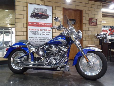 2005 Harley-Davidson FLSTFSE Screamin' Eagle® Fat Boy® in South Saint Paul, Minnesota - Photo 2