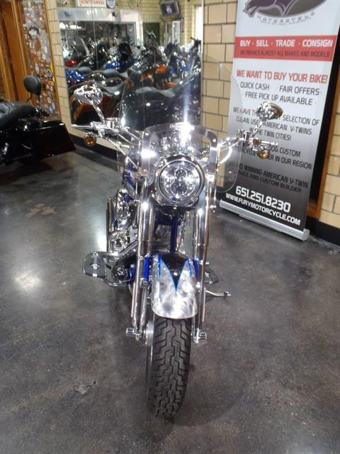2005 Harley-Davidson FLSTFSE Screamin' Eagle® Fat Boy® in South Saint Paul, Minnesota - Photo 3