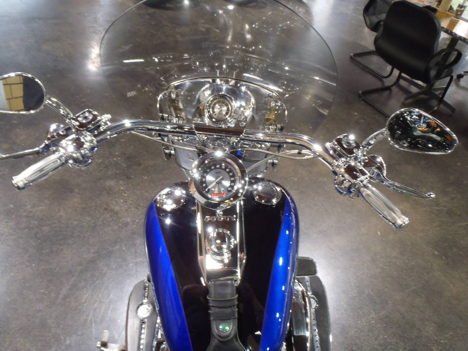 2005 Harley-Davidson FLSTFSE Screamin' Eagle® Fat Boy® in South Saint Paul, Minnesota - Photo 13