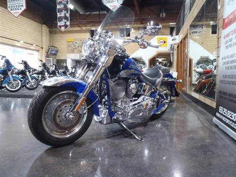 2005 Harley-Davidson FLSTFSE Screamin' Eagle® Fat Boy® in South Saint Paul, Minnesota - Photo 15