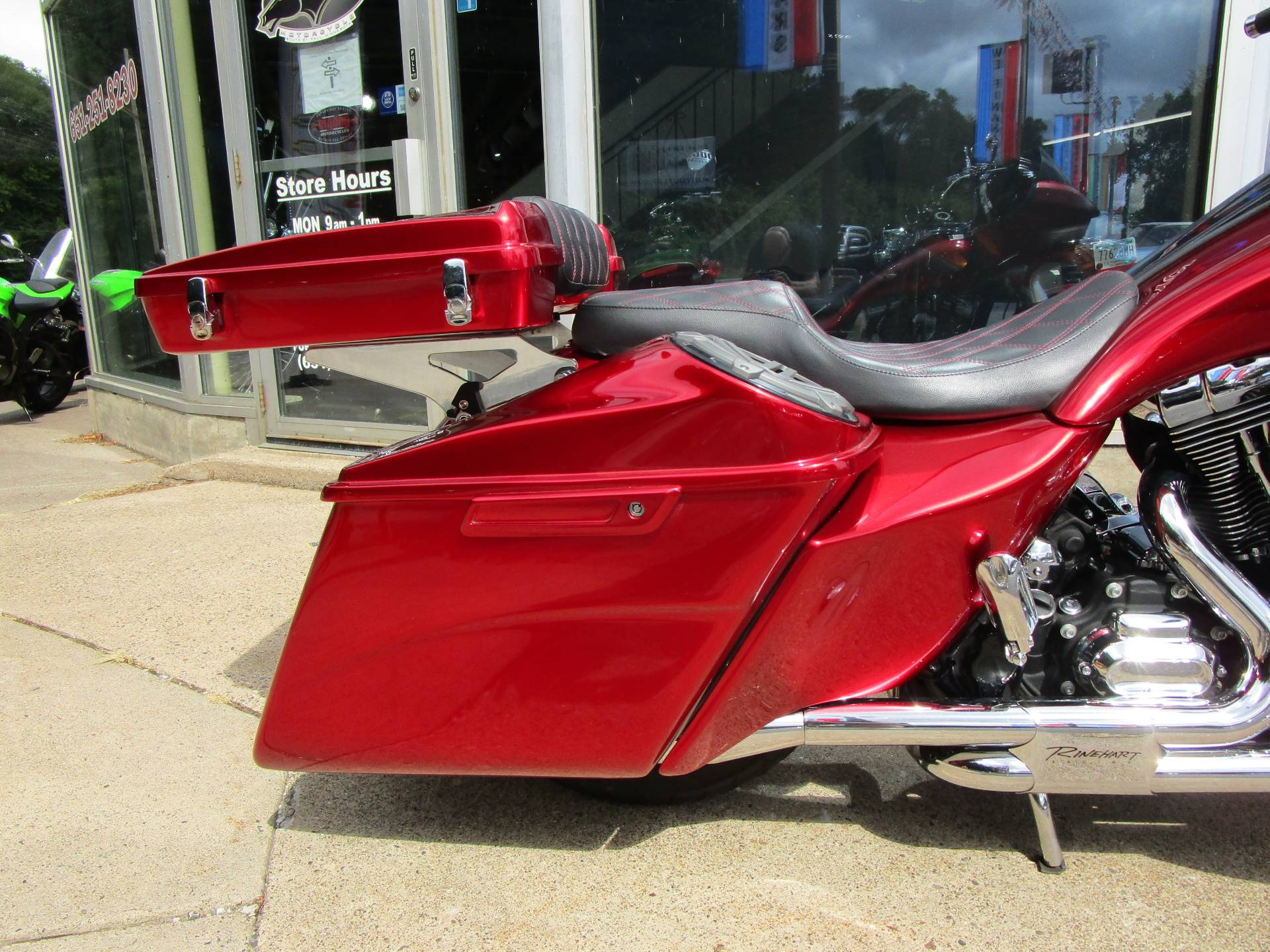 2016 Harley-Davidson Road Glide® Special in South Saint Paul, Minnesota - Photo 8