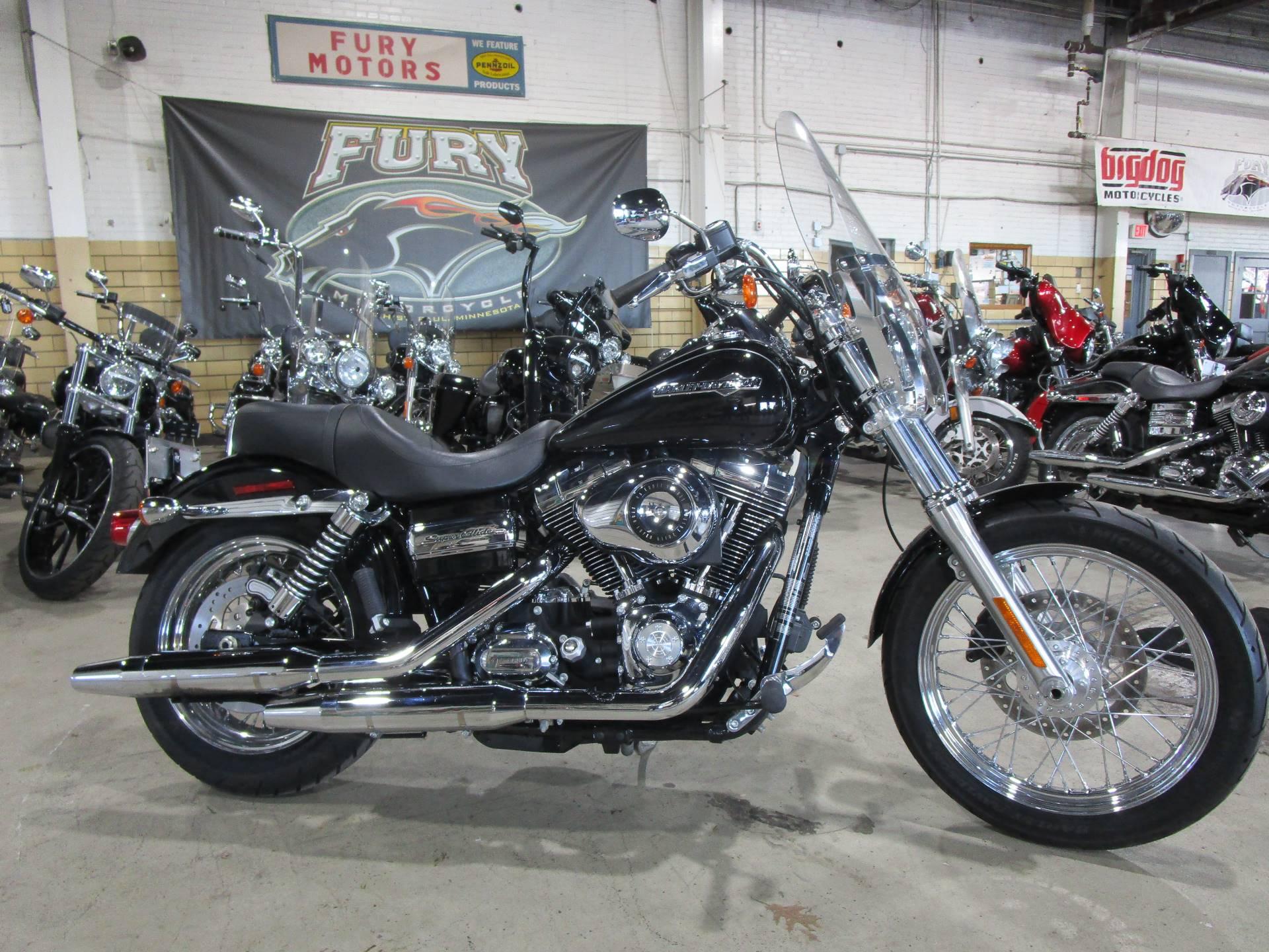 2011 Harley-Davidson Dyna Super Glide Custom for sale 19577
