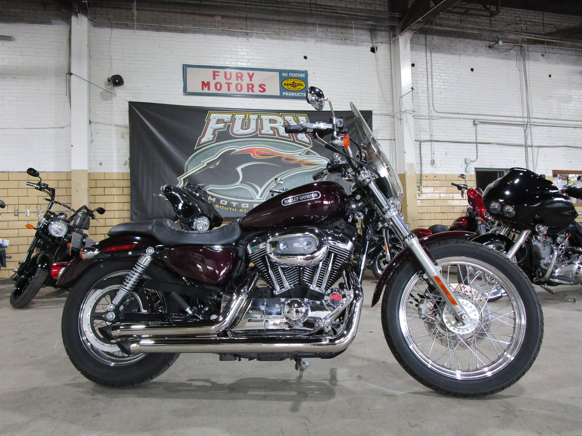2007 Harley-Davidson Sportster® 1200 Low in South Saint Paul, Minnesota - Photo 1