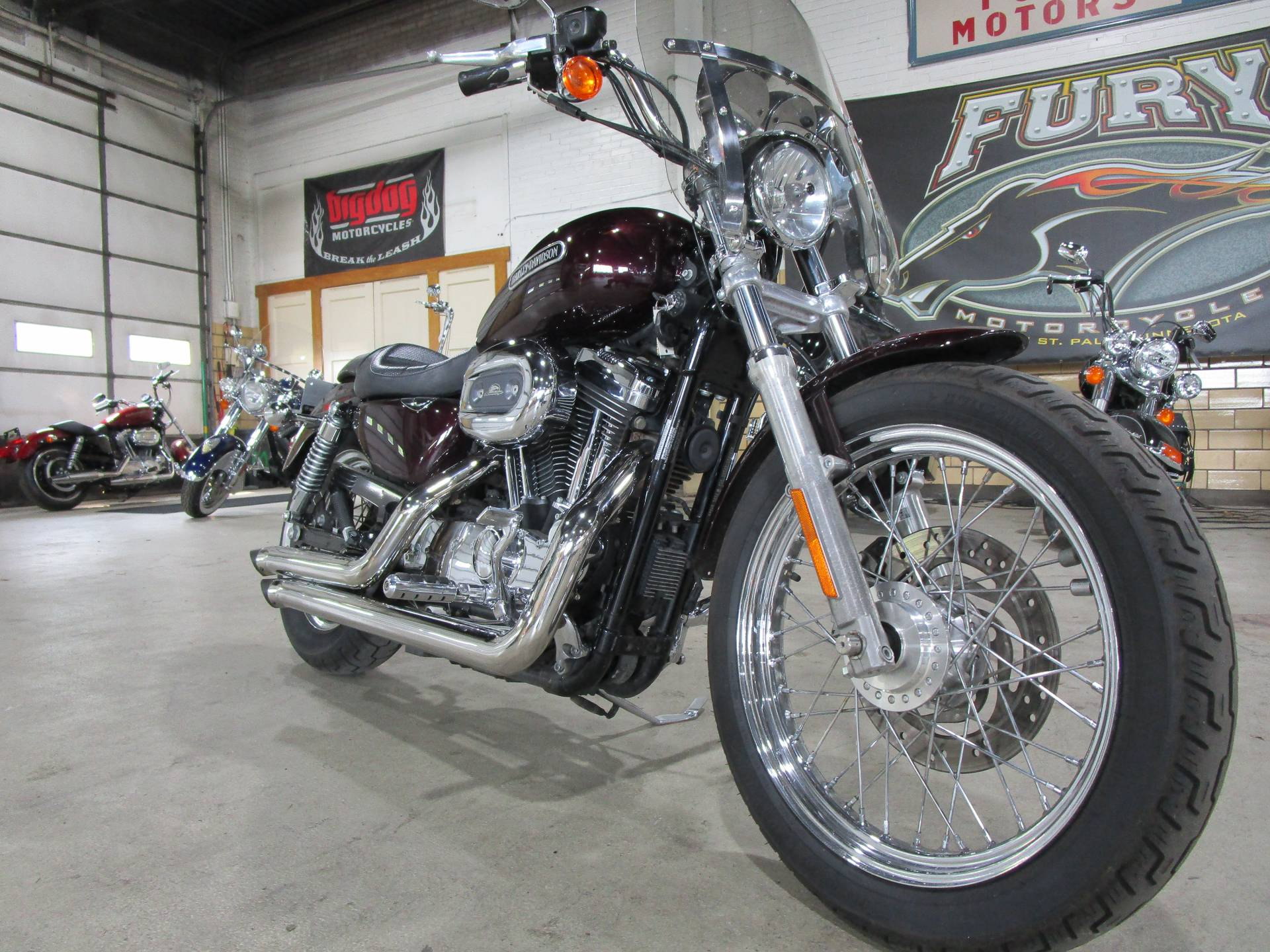2007 Harley-Davidson Sportster® 1200 Low in South Saint Paul, Minnesota - Photo 2