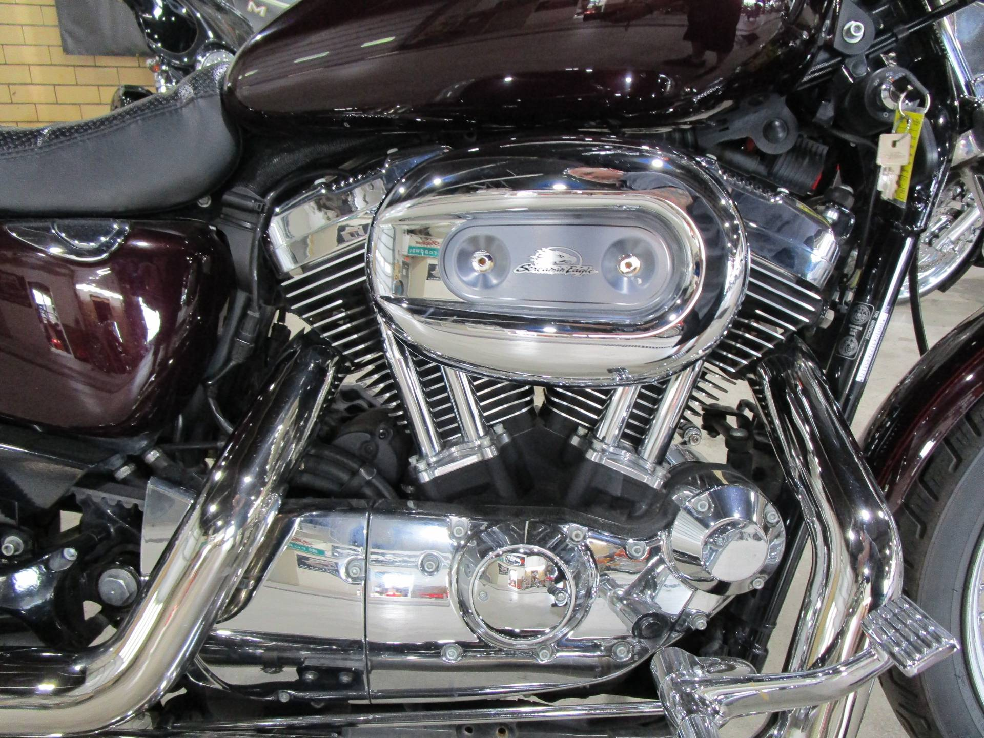 2007 Harley-Davidson Sportster® 1200 Low in South Saint Paul, Minnesota - Photo 7