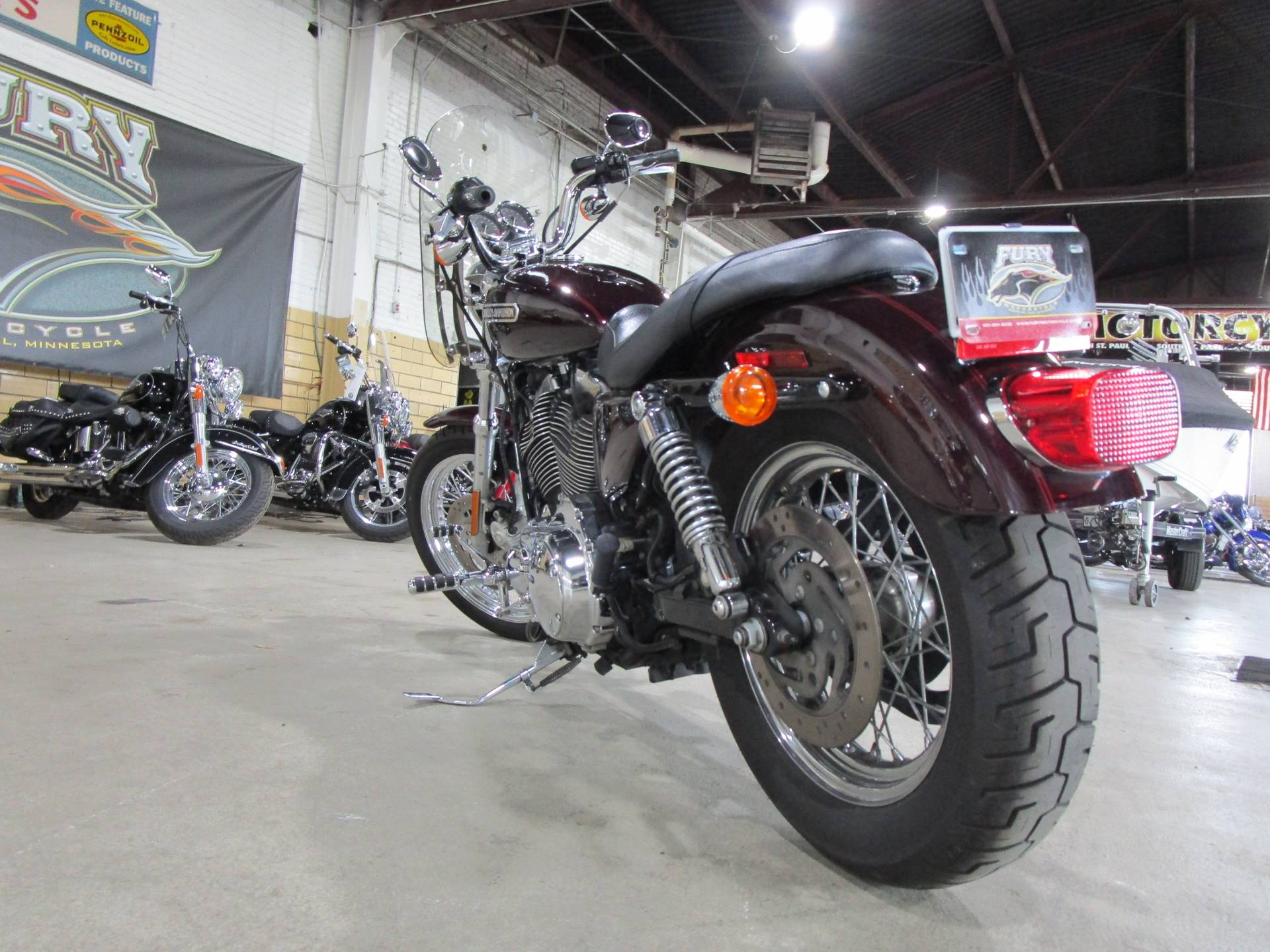2007 Harley-Davidson Sportster® 1200 Low in South Saint Paul, Minnesota - Photo 10