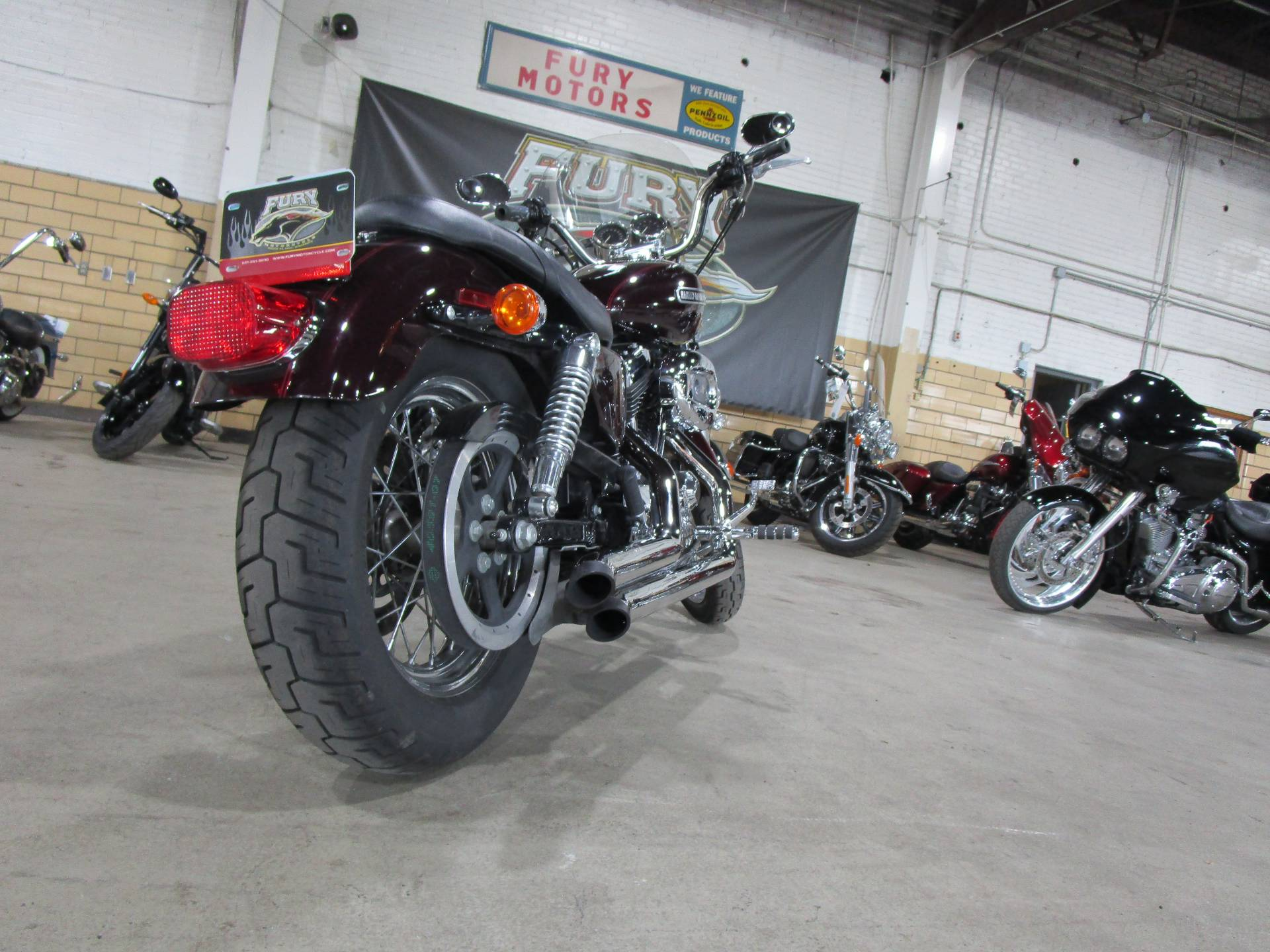 2007 Harley-Davidson Sportster® 1200 Low in South Saint Paul, Minnesota - Photo 11