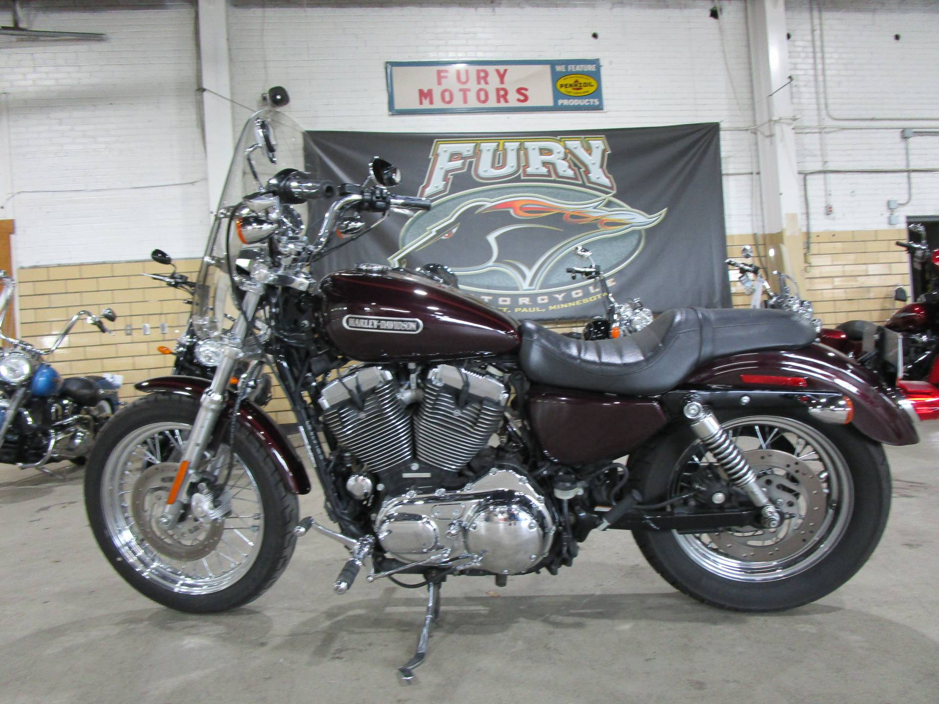 2007 Harley-Davidson Sportster® 1200 Low in South Saint Paul, Minnesota - Photo 17