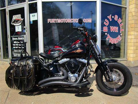 2011 Harley-Davidson Softail® Cross Bones™ in South Saint Paul, Minnesota - Photo 1