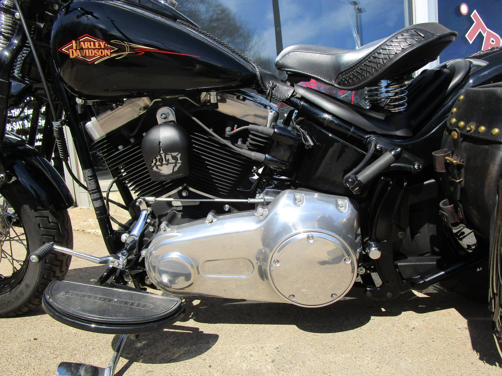 2011 Harley-Davidson Softail® Cross Bones™ in South Saint Paul, Minnesota - Photo 4