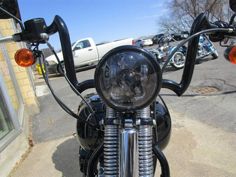 2011 Harley-Davidson Softail® Cross Bones™ in South Saint Paul, Minnesota - Photo 9