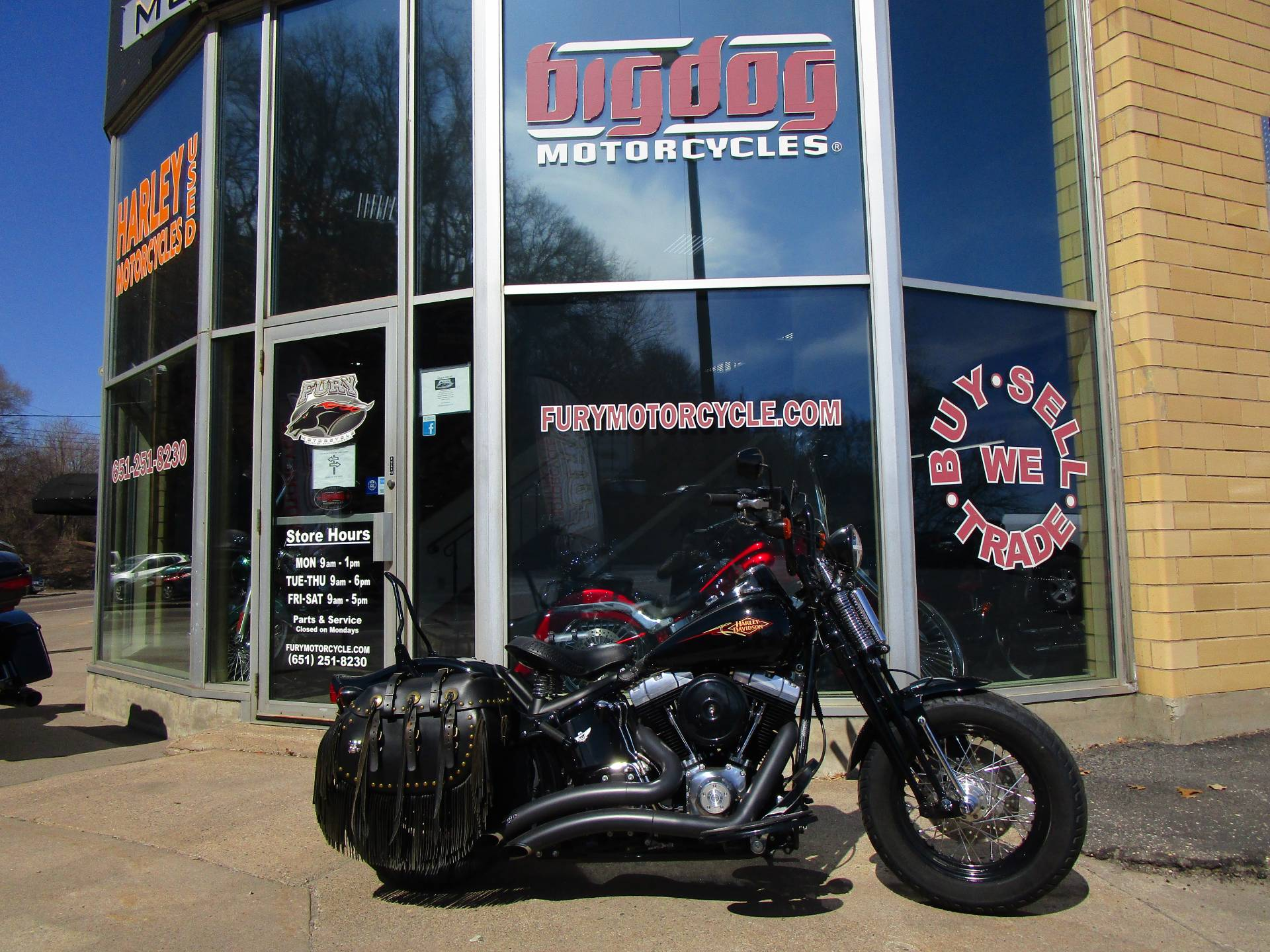 2011 Harley-Davidson Softail® Cross Bones™ in South Saint Paul, Minnesota - Photo 13