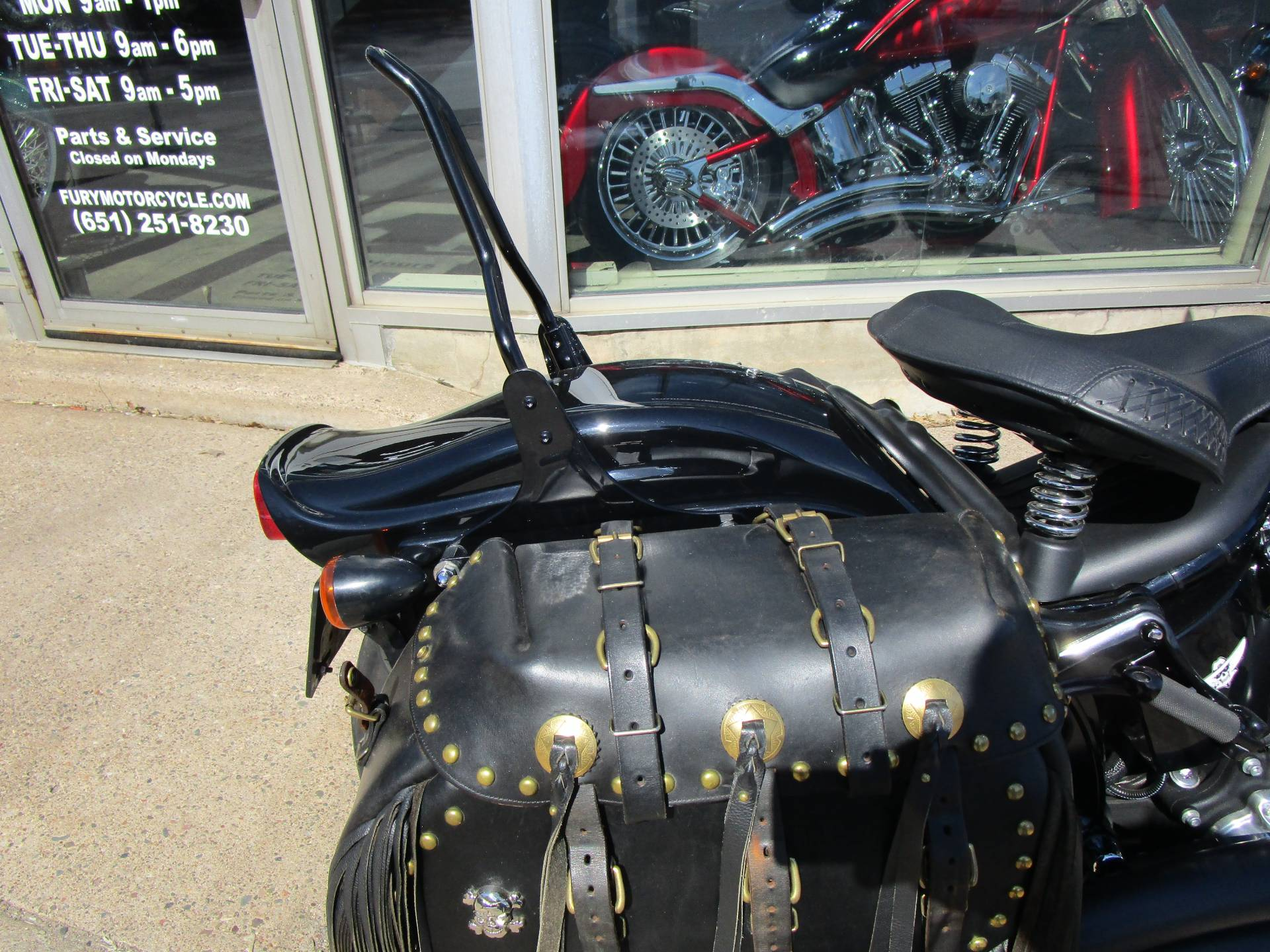 2011 Harley-Davidson Softail® Cross Bones™ in South Saint Paul, Minnesota - Photo 18