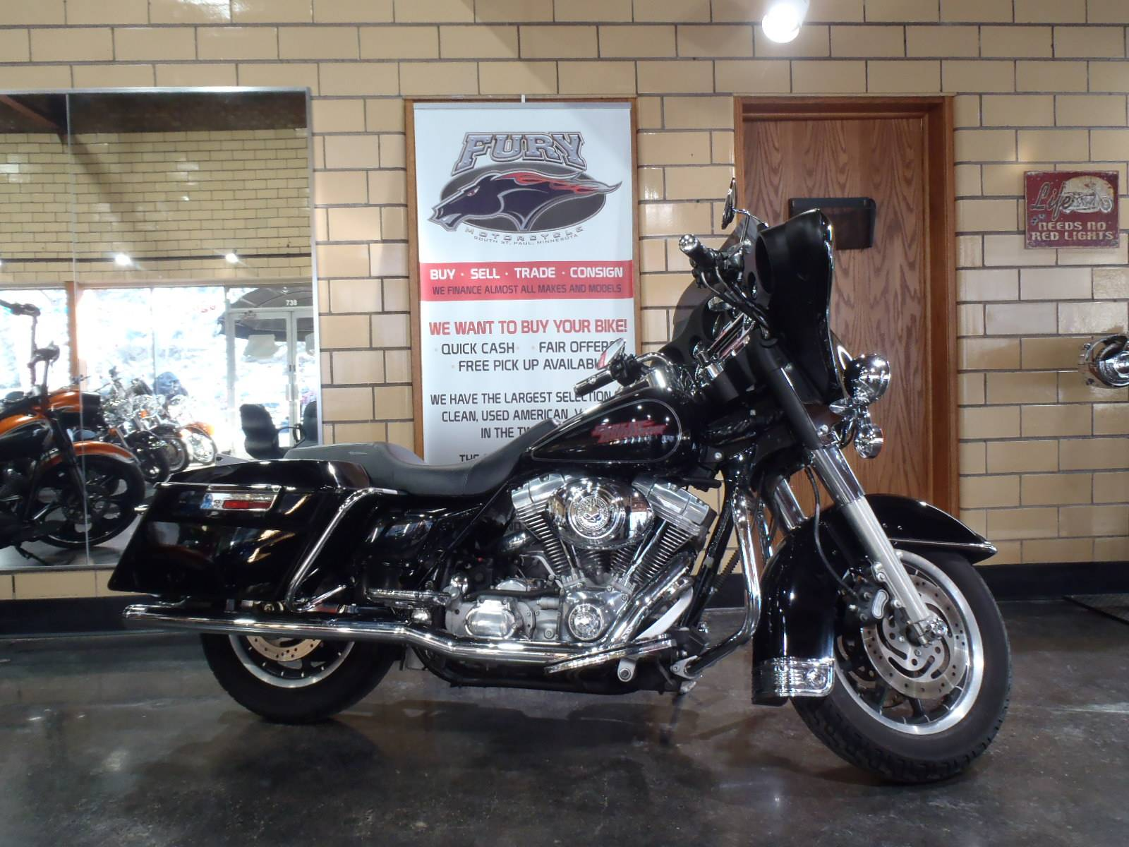 2006 Harley-Davidson Electra Glide® Standard in South Saint Paul, Minnesota - Photo 1