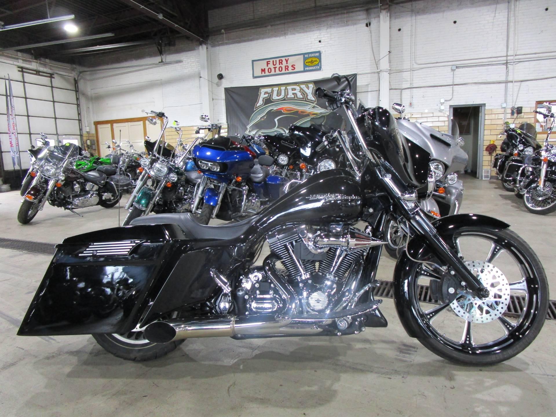2009 Harley-Davidson Street Glide for sale 13322