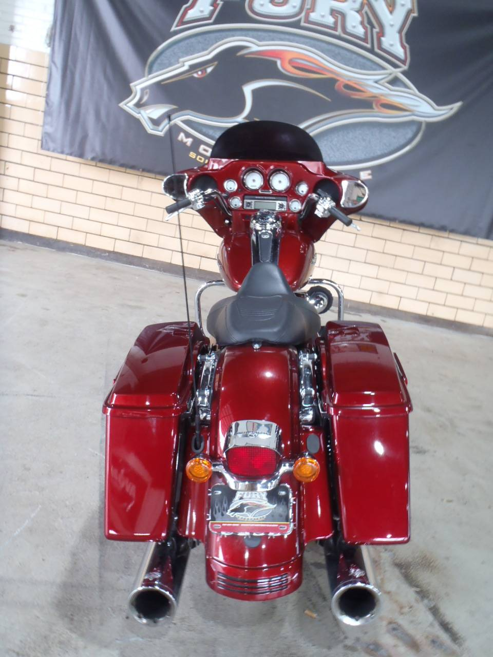 2009 Harley-Davidson Street Glide® in South Saint Paul, Minnesota - Photo 12