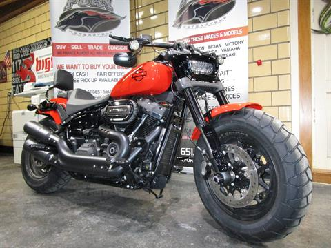 2020 Harley-Davidson Fat Bob® 114 in South Saint Paul, Minnesota - Photo 1