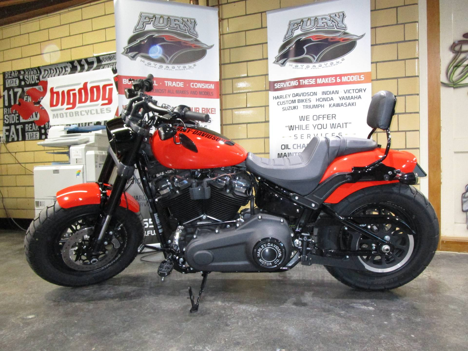 2020 Harley-Davidson Fat Bob® 114 in South Saint Paul, Minnesota - Photo 14