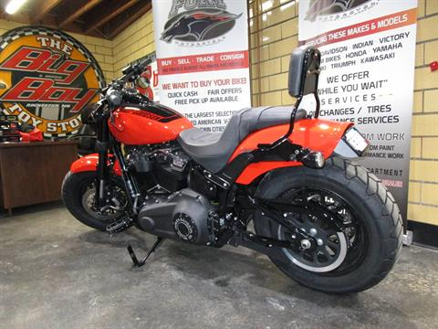 2020 Harley-Davidson Fat Bob® 114 in South Saint Paul, Minnesota - Photo 15
