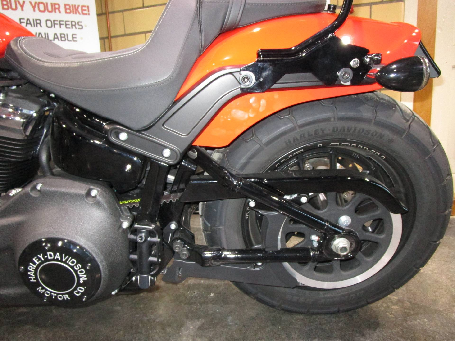 2020 Harley-Davidson Fat Bob® 114 in South Saint Paul, Minnesota - Photo 16