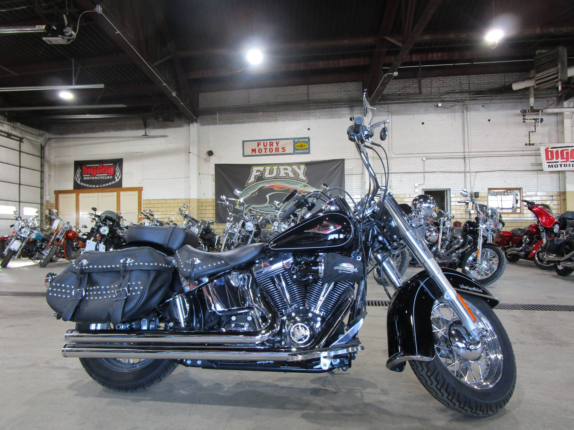 2015 Harley-Davidson Heritage Softail® Classic in South Saint Paul, Minnesota